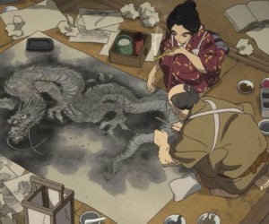 Miss Hokusai (Trailer)