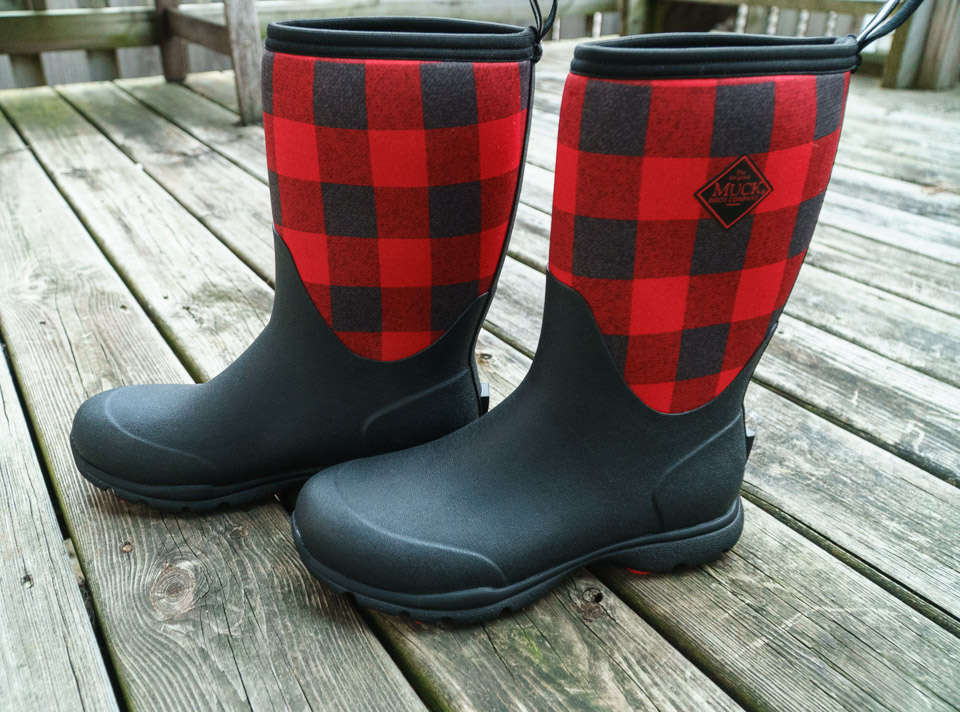 Muck Boots Arctic Excursion Mid - The Awesomer