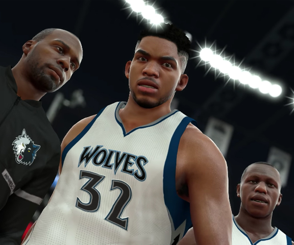 NBA 2K17: Momentous