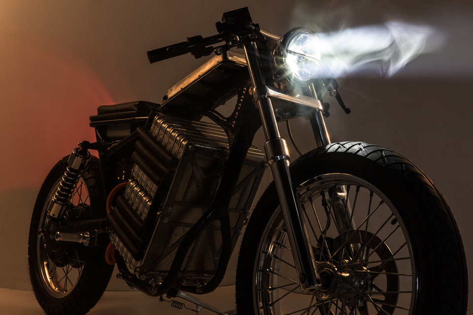 Night Shift Bikes Leafy Savage