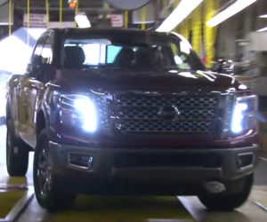 Nissan TITAN: Steel to Wheels