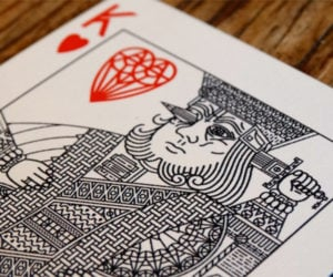 Contours Playing Cards