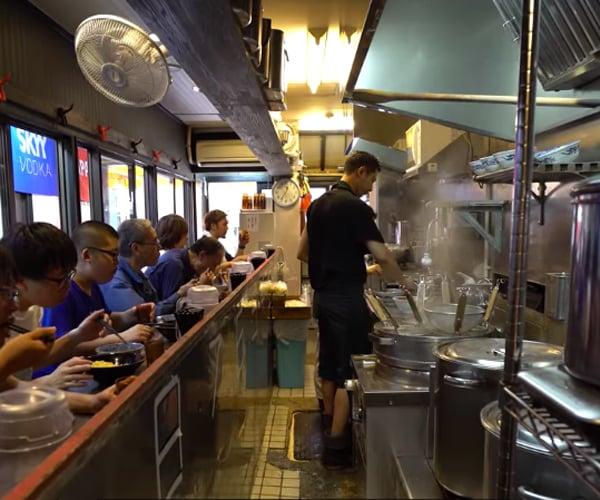 Owning a Ramen Restaurant