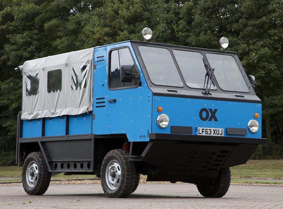 OX Flat-Pack Truck