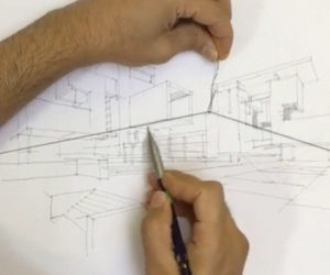Perspective Drawing Hack