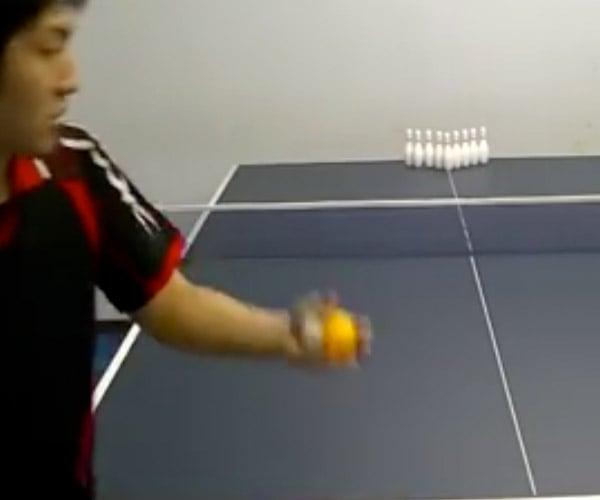 Ping Pong Carnival