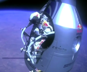 Red Bull Stratos Re-sounded