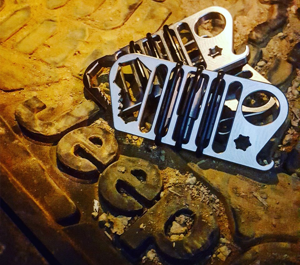 Rig Wrench Multitool