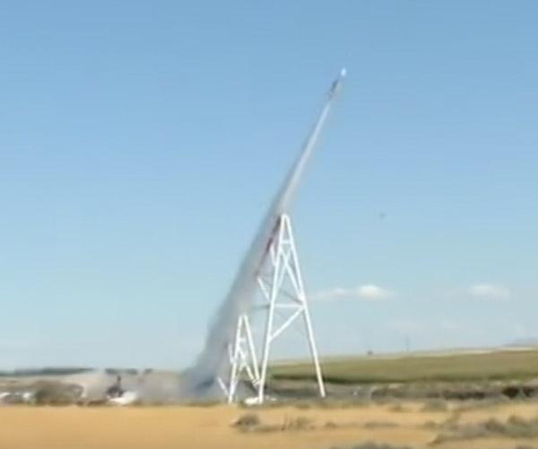 Rocket Bike Jump