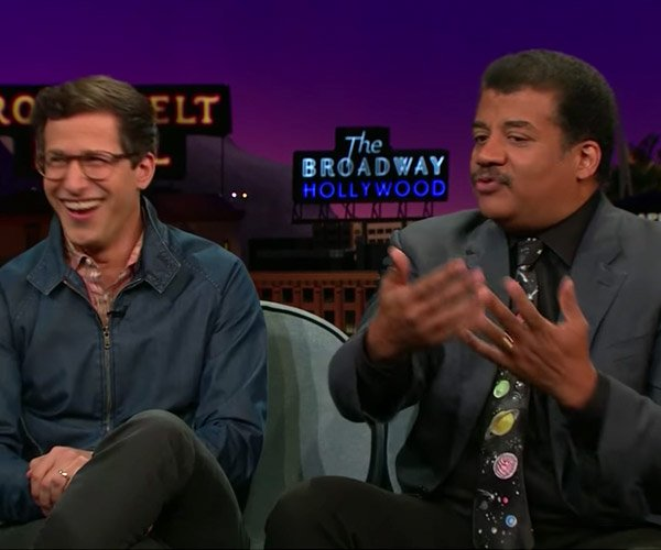 3 Questions for Neil deGrasse Tyson