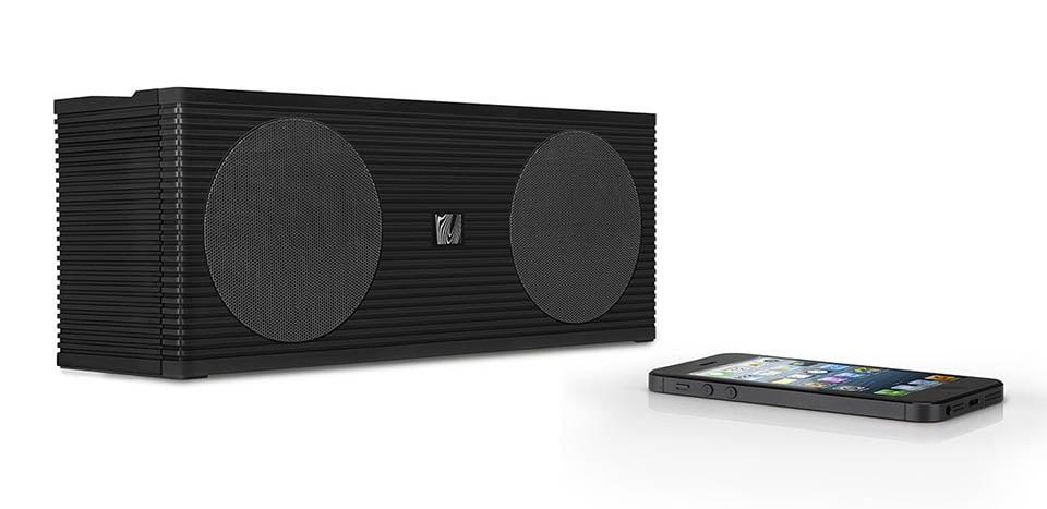 Deal: Double Spot Bluetooth Speaker