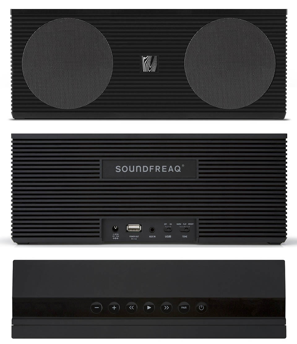 Deal: Double Spot Bluetooth Speaker