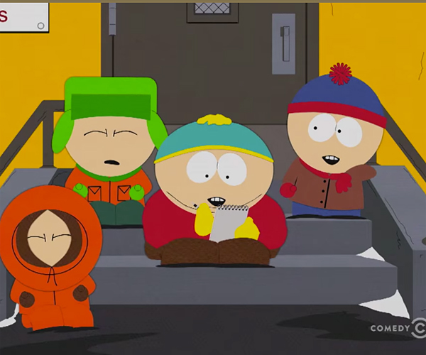 South Park by the Numbers