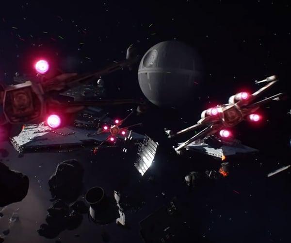 Star Wars: Battlefront: Death Star