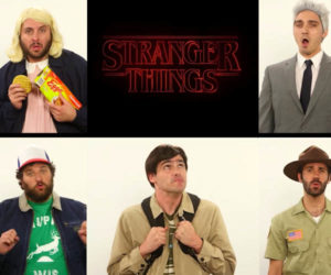 Stranger Things A Capella
