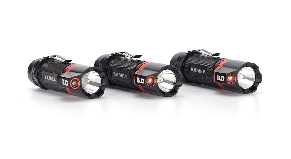 B.A.M.F.F. Tactical Flashlight