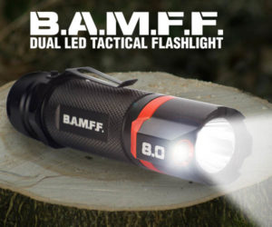 B.A.M.F.F. Tactical Flashlight