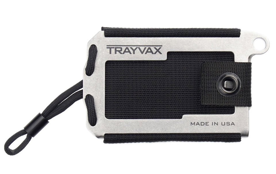 Trayvax Axis Wallet