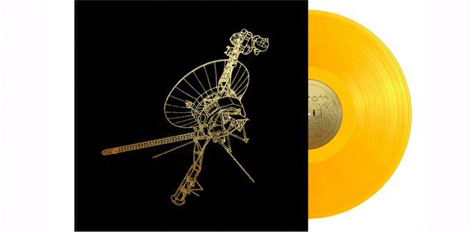 Voyager Golden Record 3XLP