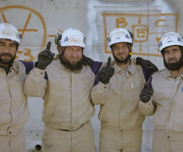 White Helmets (Trailer)