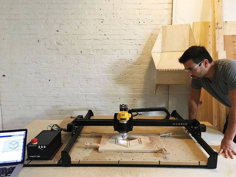 The New X-Carve