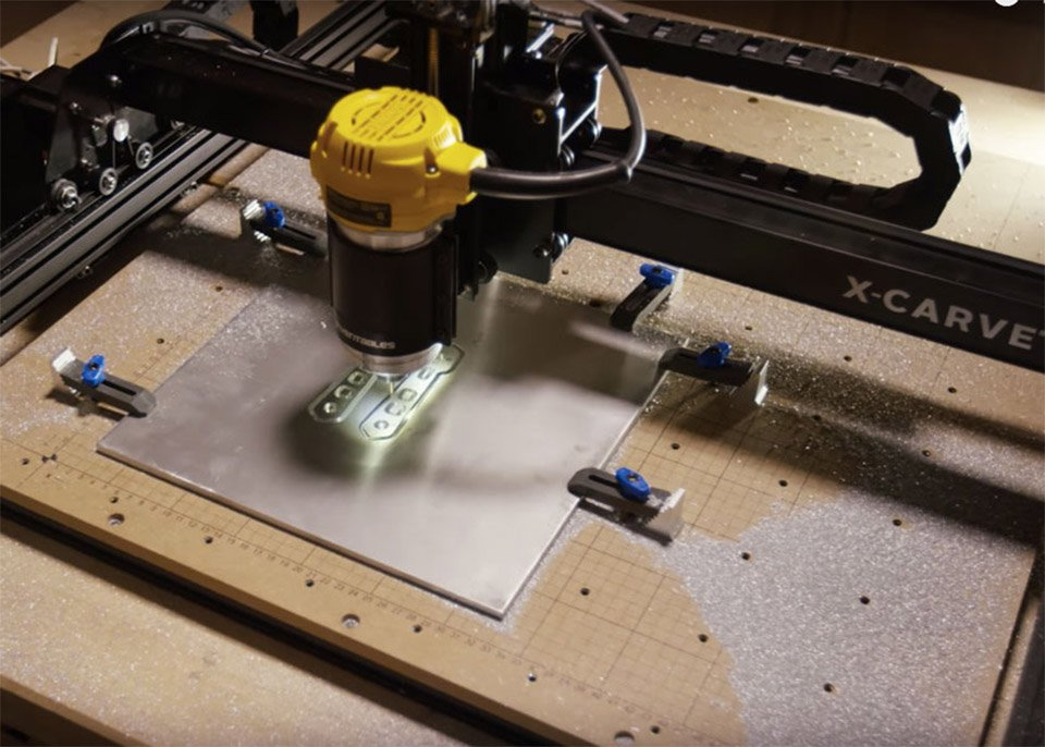 The New X Carve The Awesomer