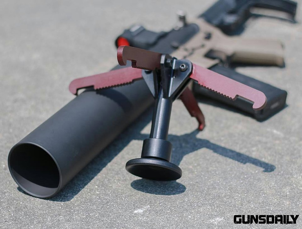 X Products Can Cannon