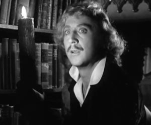 Young Frankenstein Dramatic Trailer