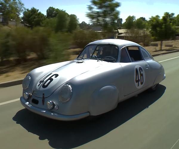 1951 Porsche 356 SL Gmund