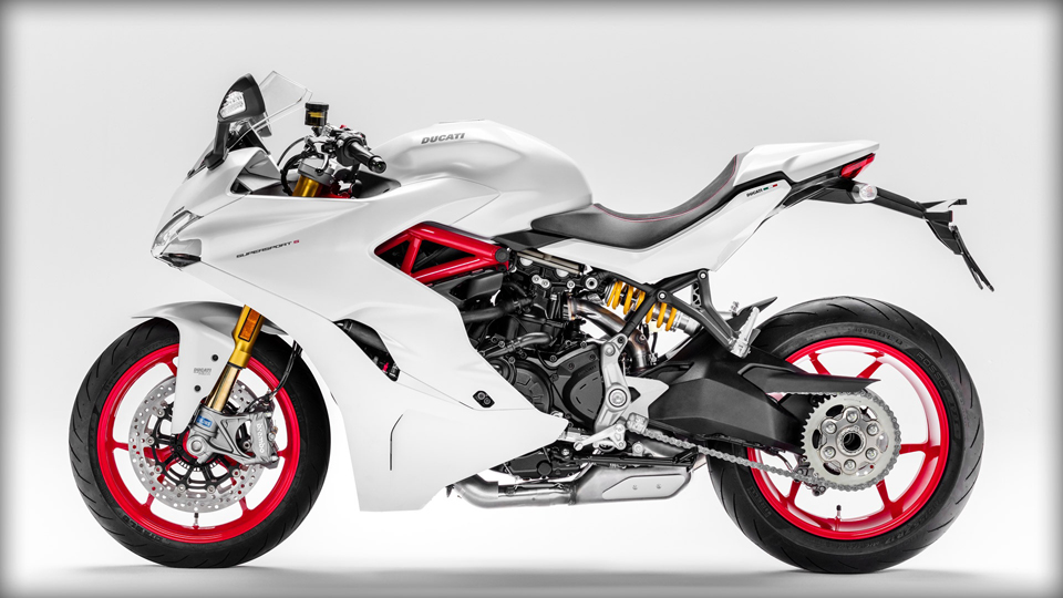2017 Ducati SuperSport