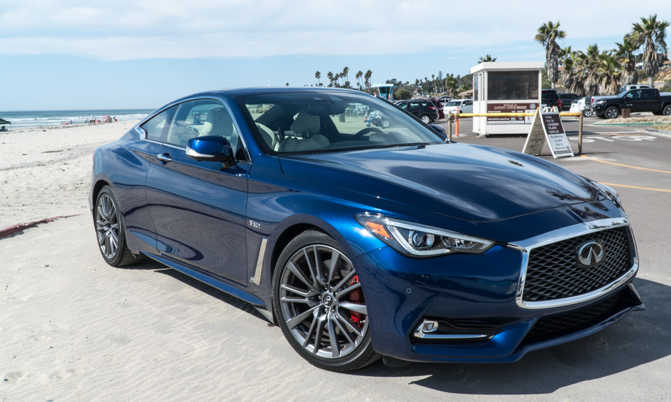 2017 infiniti q60 red sport 400 the awesomer. Black Bedroom Furniture Sets. Home Design Ideas