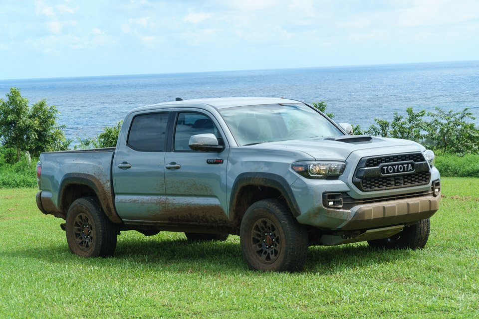 2017 Toyota Tacoma Trd Pro The Awesomer