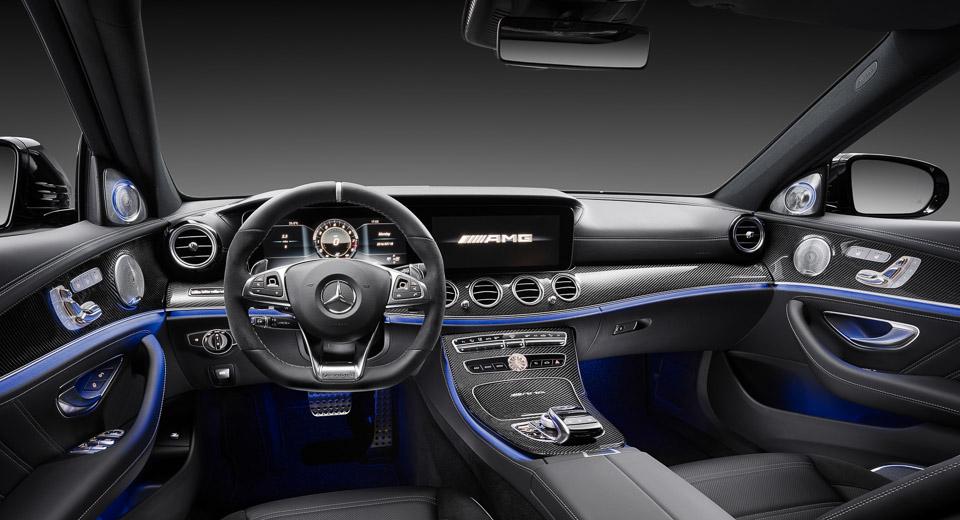 2018 Mercedes-AMG E63/E63 S