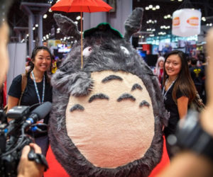 Adam Savage Incognito: Totoro