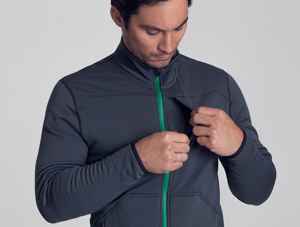 Aether Polartec Full-Zip