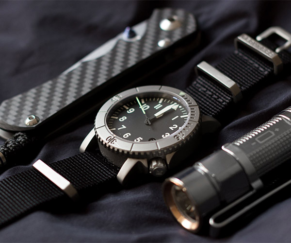 Best Knife, Light & Watch EDC