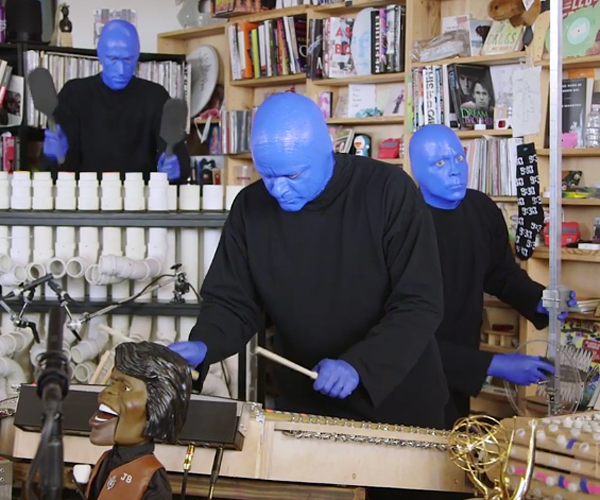 Blue Man Group Live