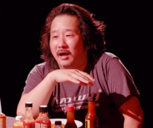 Bobby Lee vs. Hot Wings
