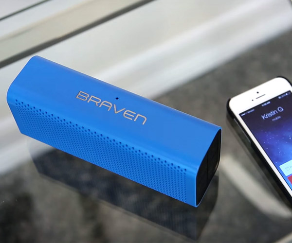 Deal: Braven 705 Bluetooth Speaker