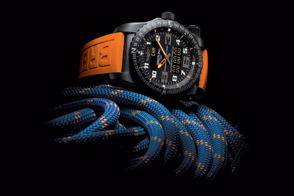 Breitling Emergency Night Mission