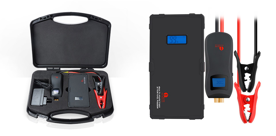 Deal: Portable Car Battery Jumper
