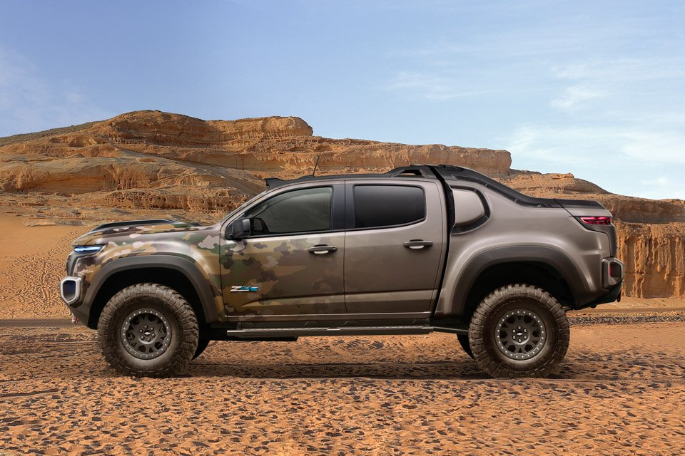 Chevrolet Colorado ZH2