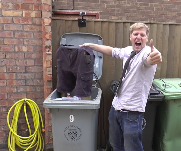 Colin Furze's Stomp O Matic