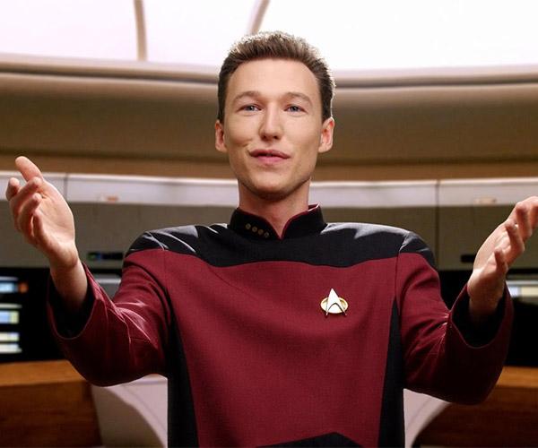 Pogo: Data & Picard