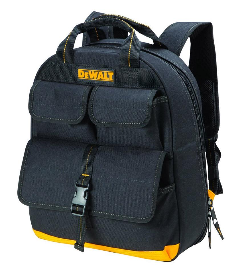 DeWalt USB Charging Tool Backpack