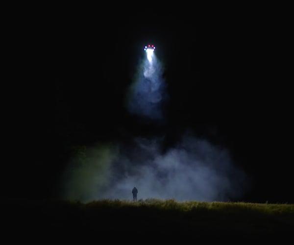 1000W Light UFO Drone