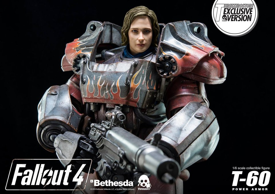 Fallout 4 T-60 Action Figure