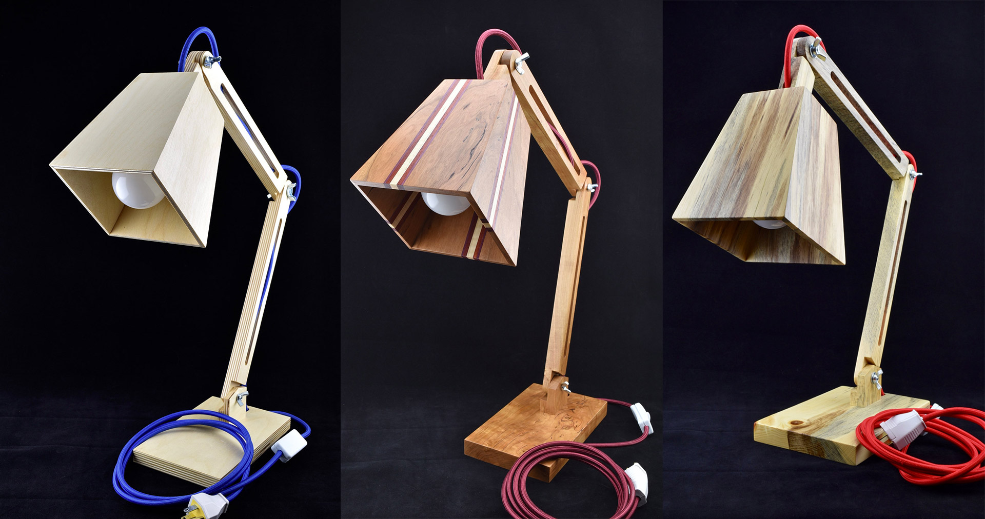 FishRule Task Lamp