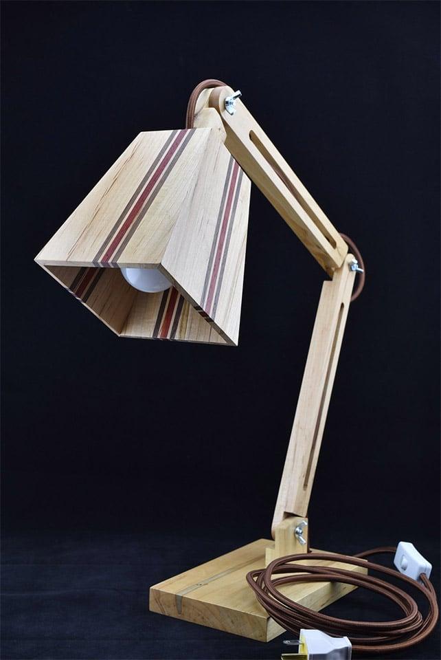 FishRule Task Lamp