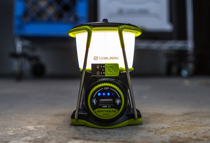 GoalZero Lighthouse Lanterns